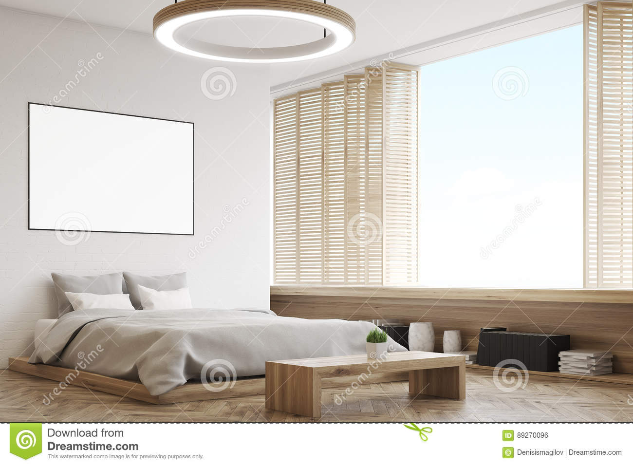 Miraculous Corner Of A Bedroom With A Bench Stock Illustration Camellatalisay Diy Chair Ideas Camellatalisaycom