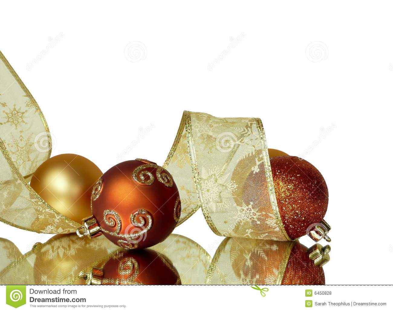 Corner Christmas Ornaments