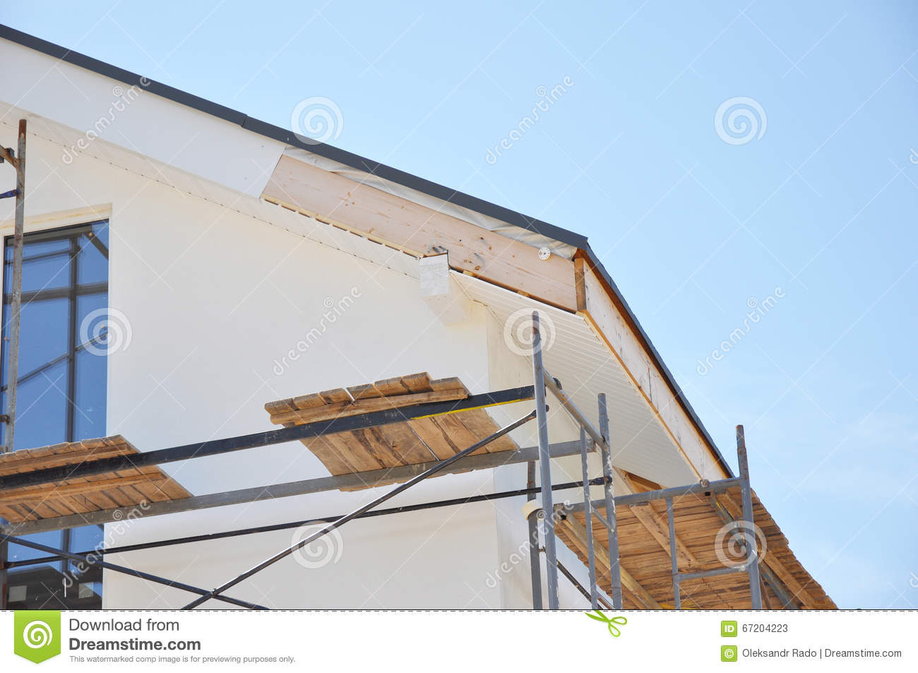 Roofing Rafters Amp Cold Roof Detail Insulation In Rafters