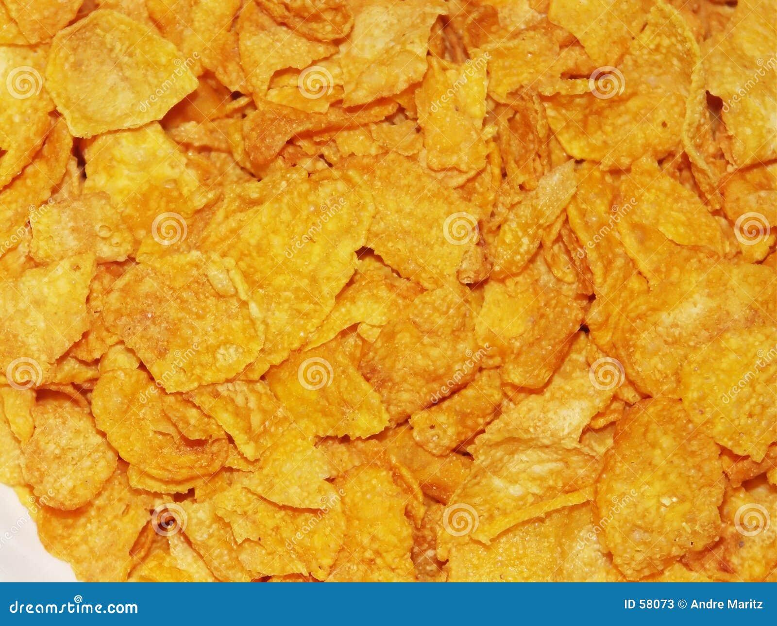 Download Cornflakes Pour Le Déjeuner #2 Image stock - Image du vitamines, mangez: 58073