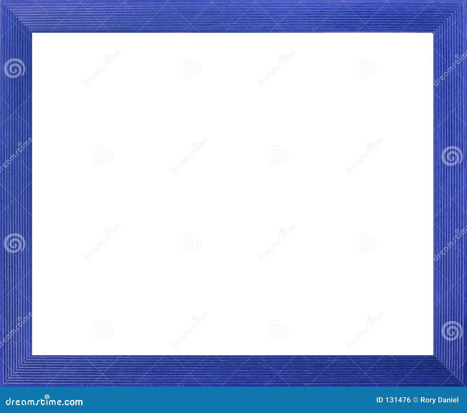 Cornici Colorate Per Foto cornice colorata blu illustrazione di stock. illustrazione