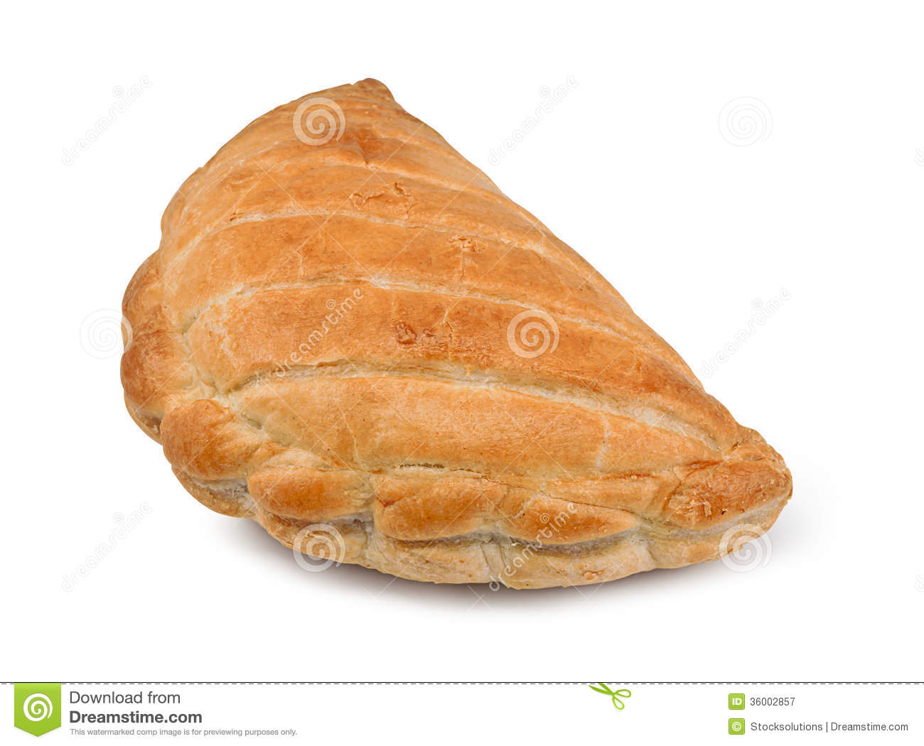 Traditional Meat Pasty