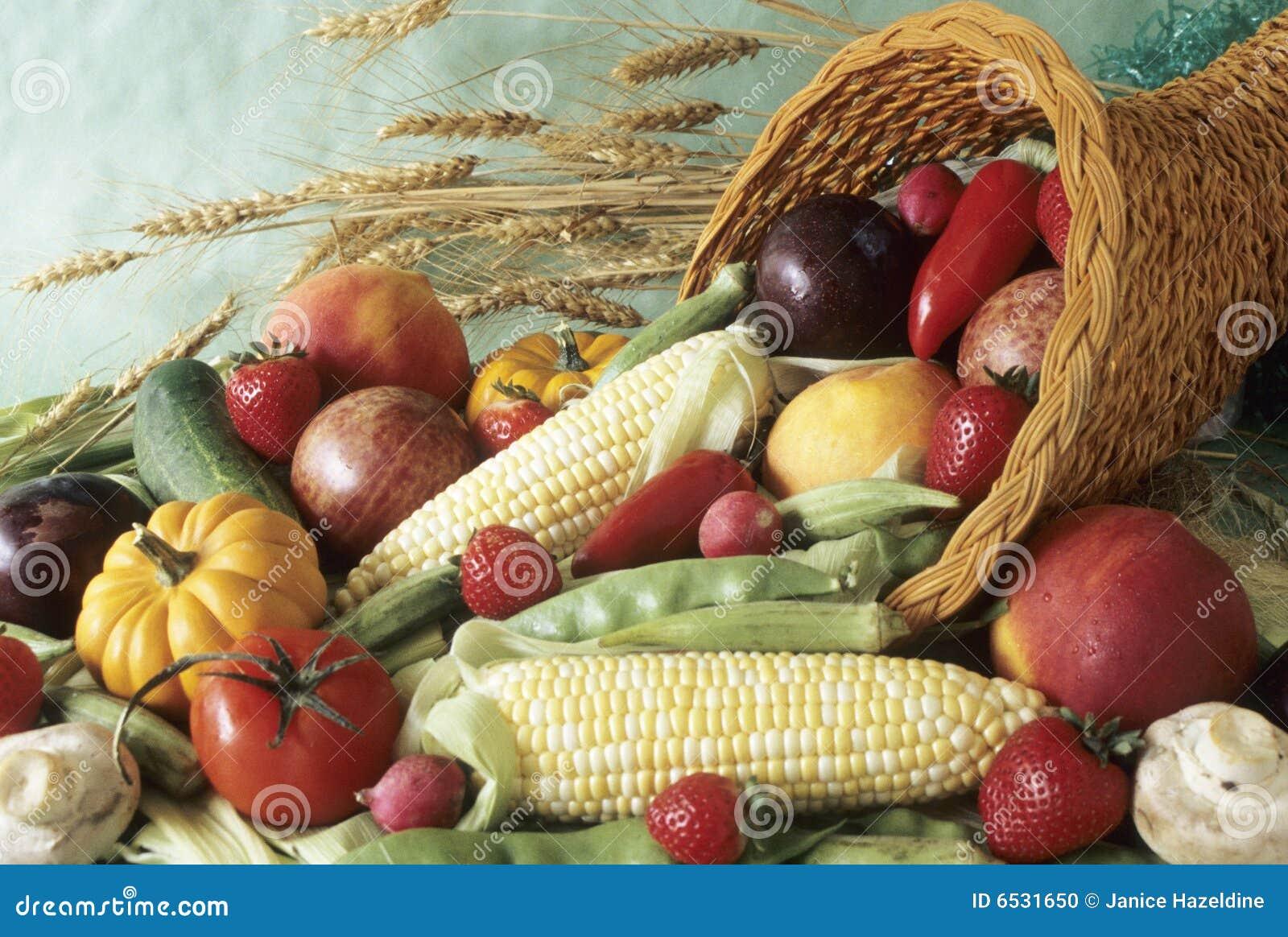 Cornucopia da colheita