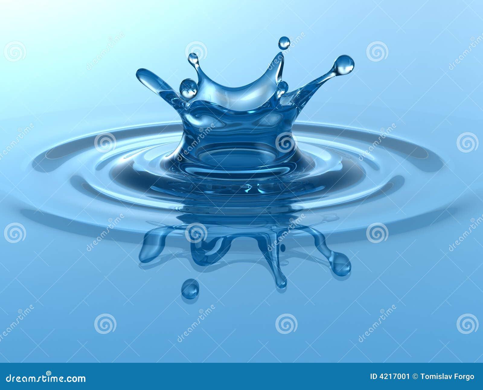 Coroa da água