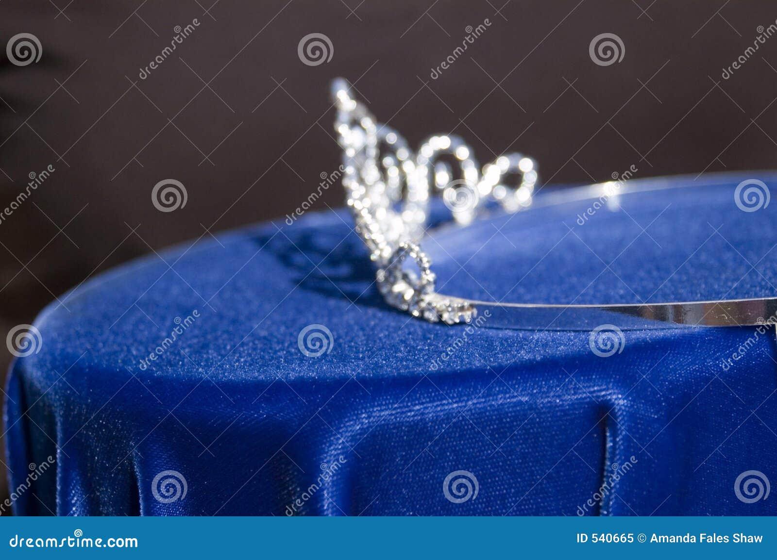 Coroa da rainha de beleza