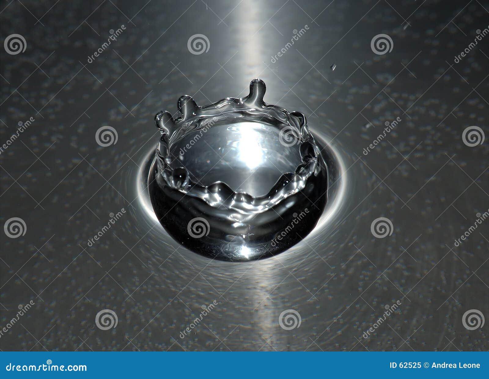 Corona de plata