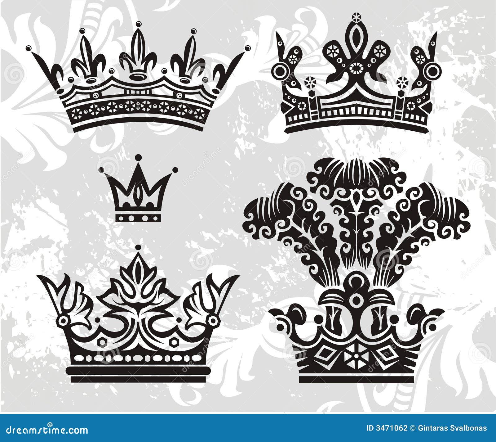 Coronas del vector