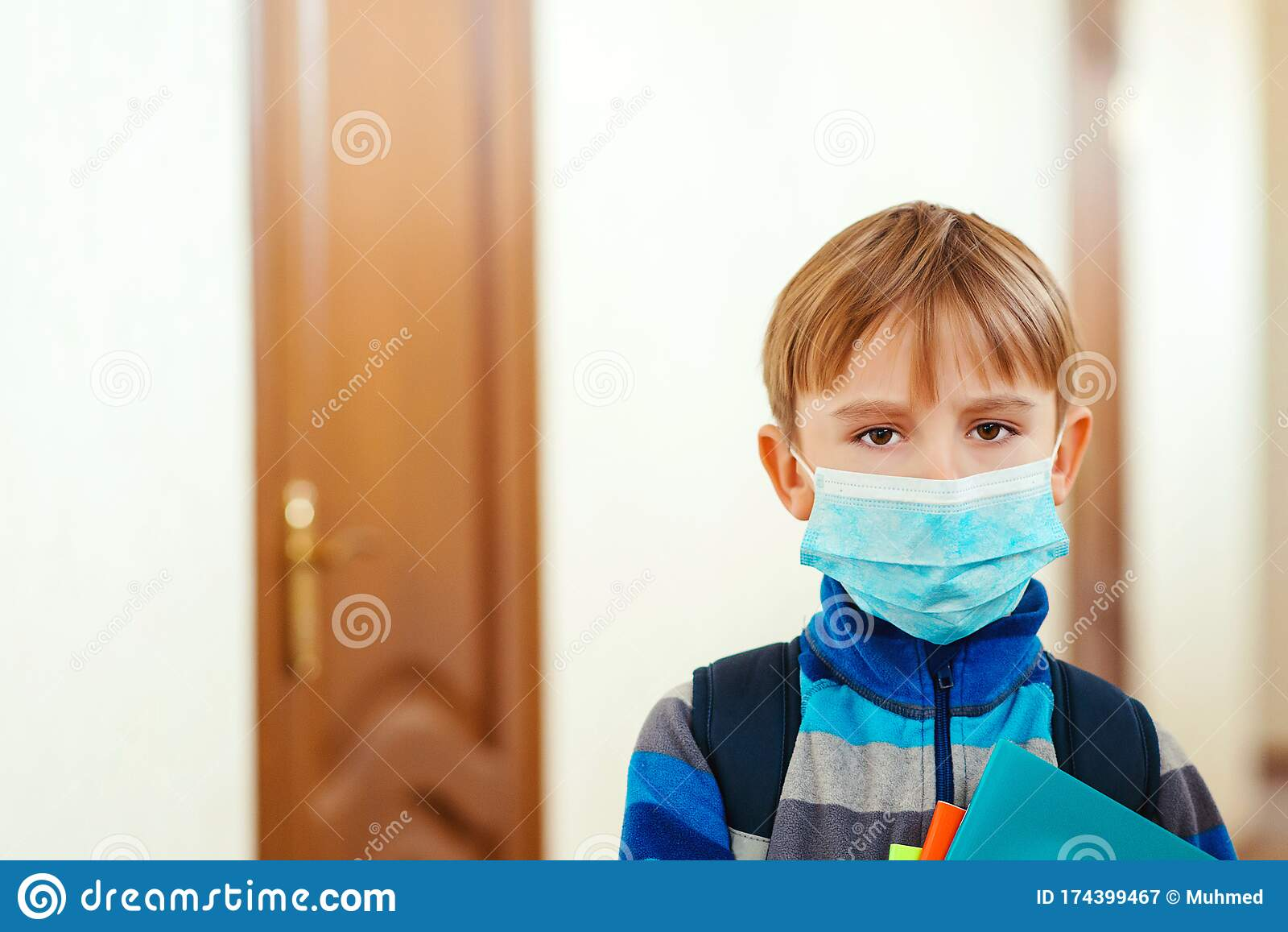 child mask virus