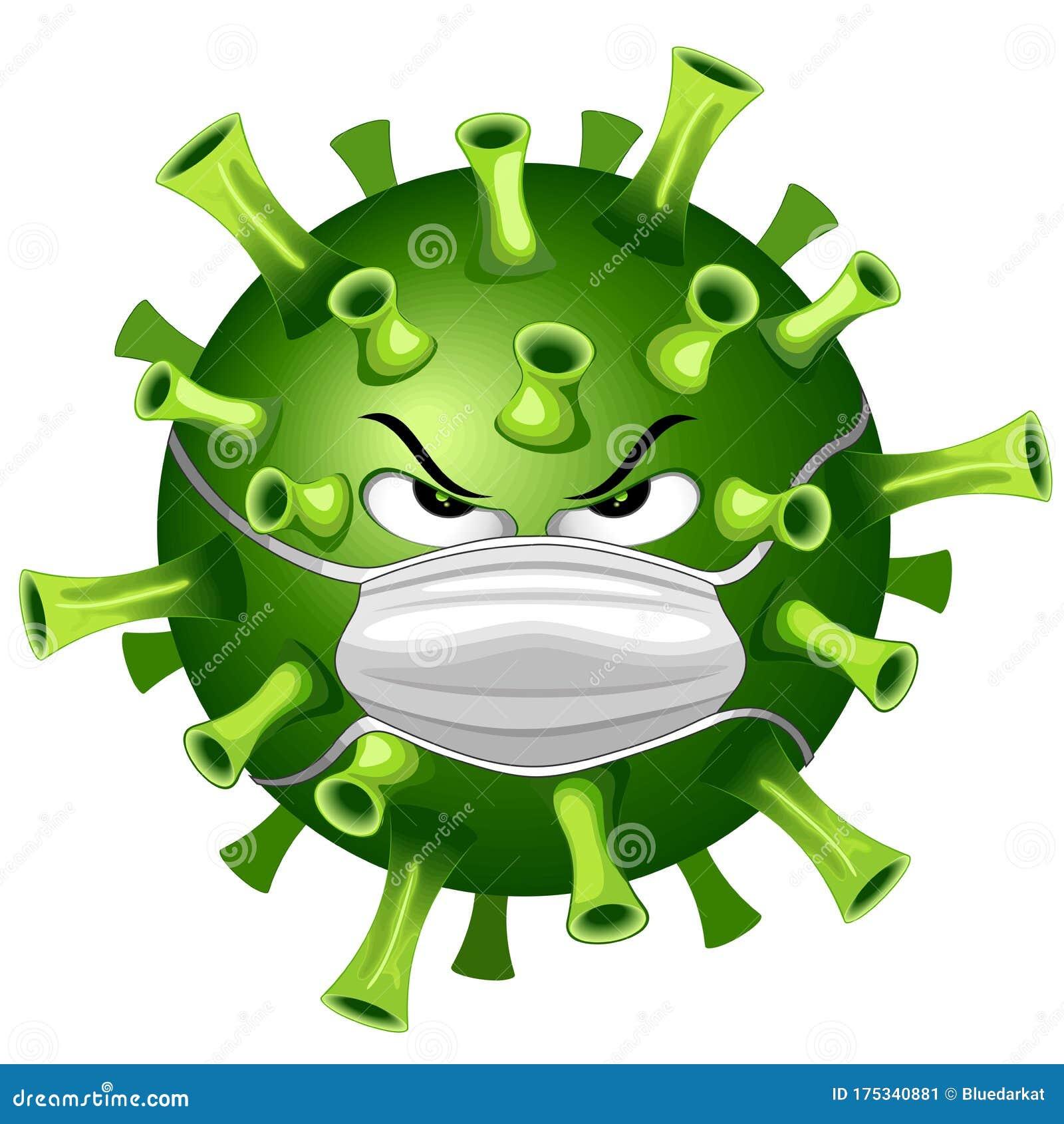 Coronavirus Cartoon