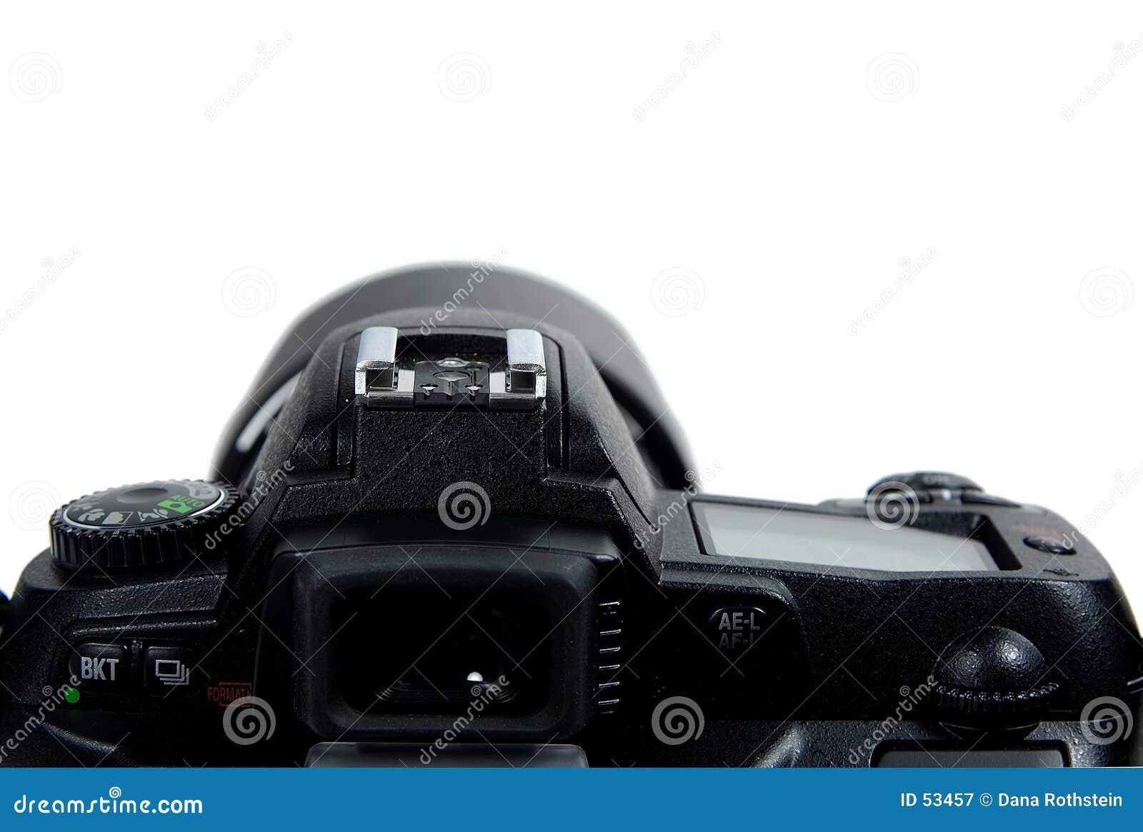 Corpo de câmera