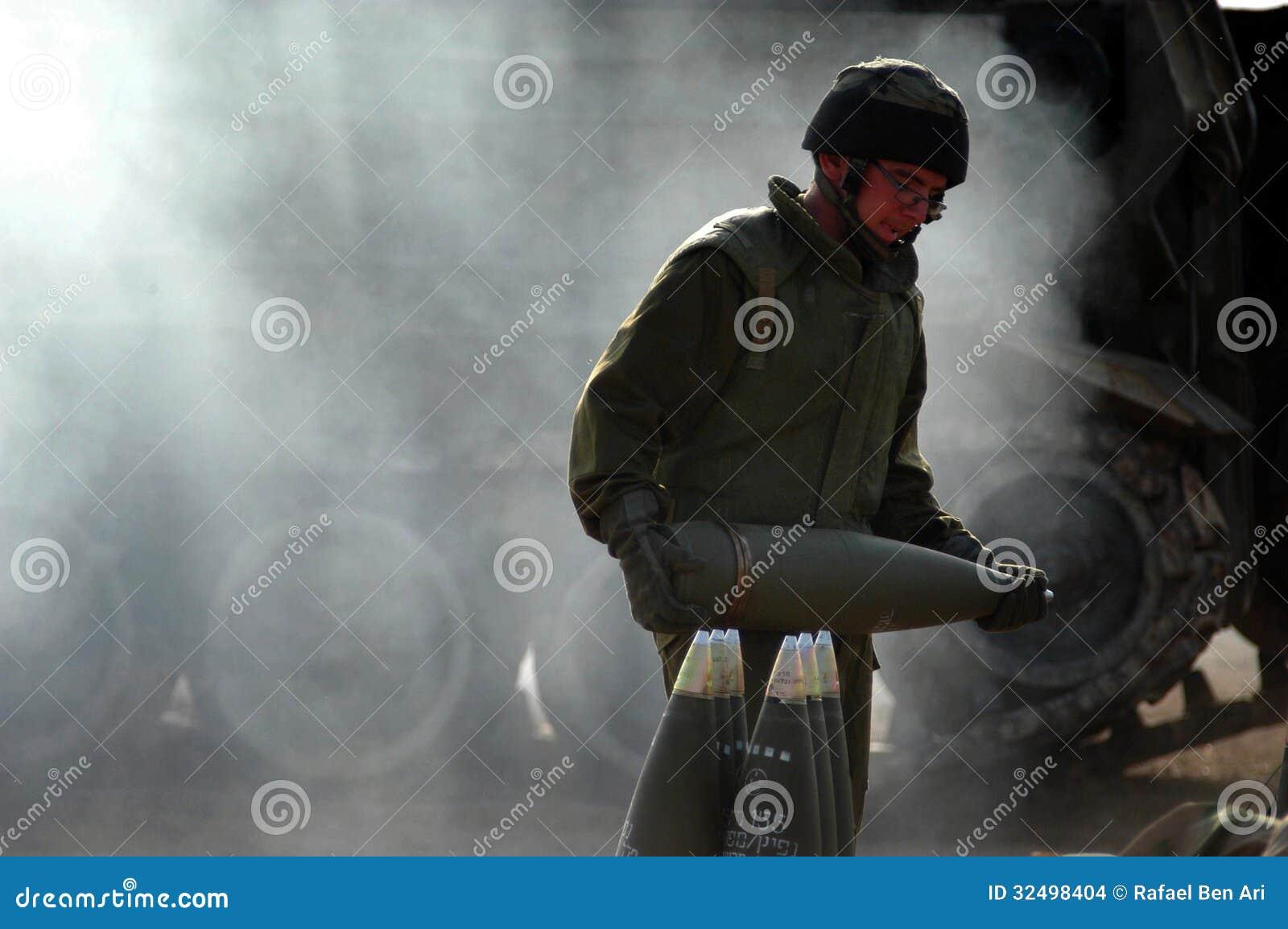 Corpo dell artiglieria - Israele