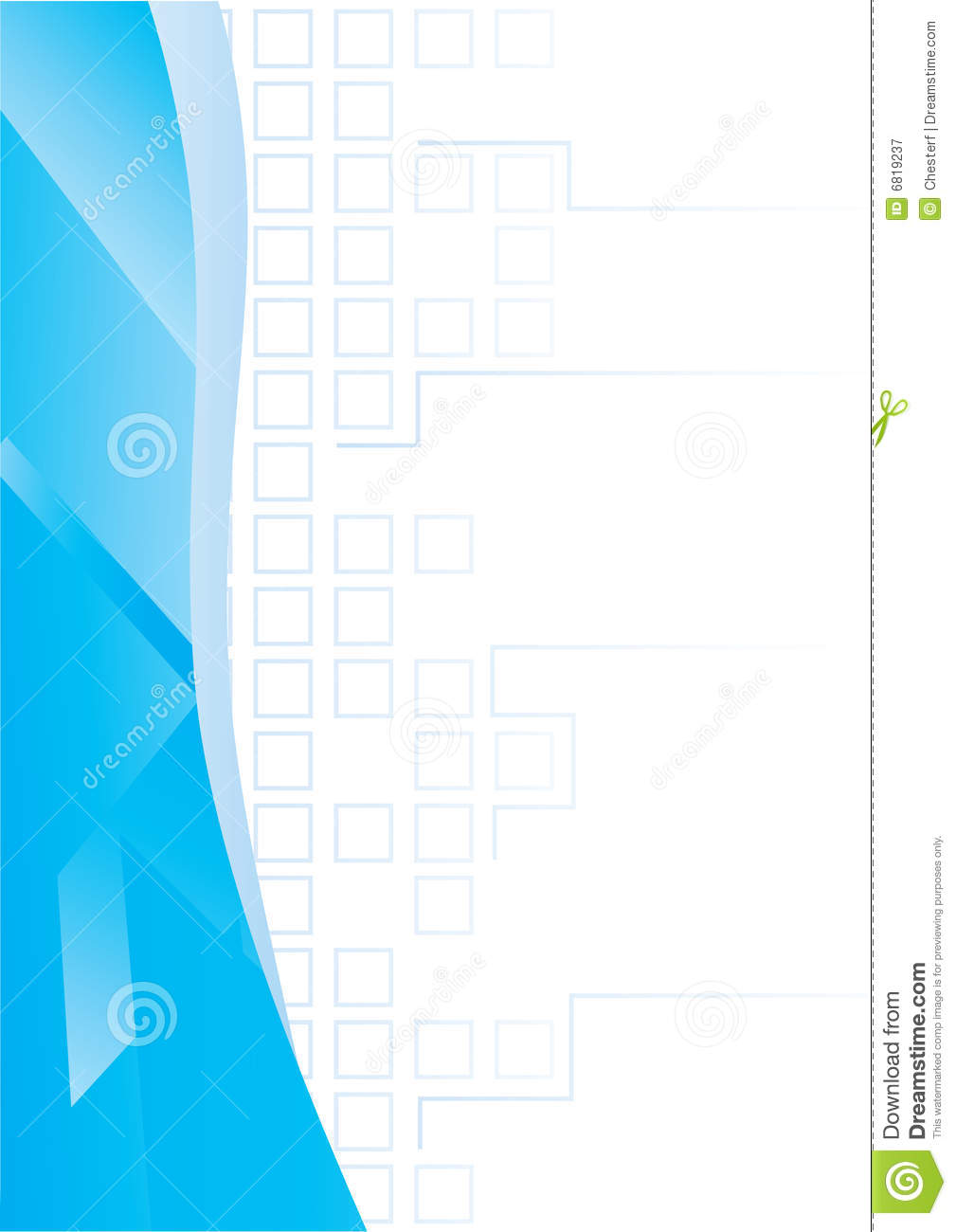 corporate blank page design royalty stock photography image corporate blank page design