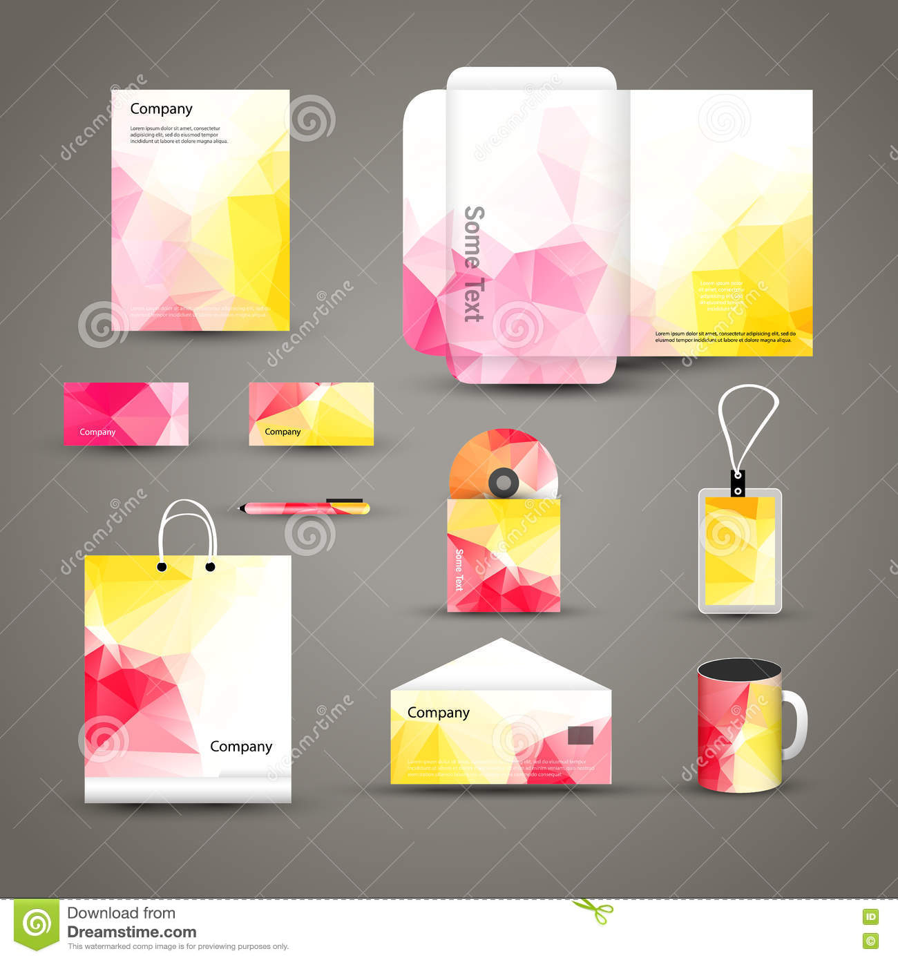 Corporate brand business identity design template layout letter corporate brand business identity design template layout letter letterhead folder card spiritdancerdesigns Choice Image