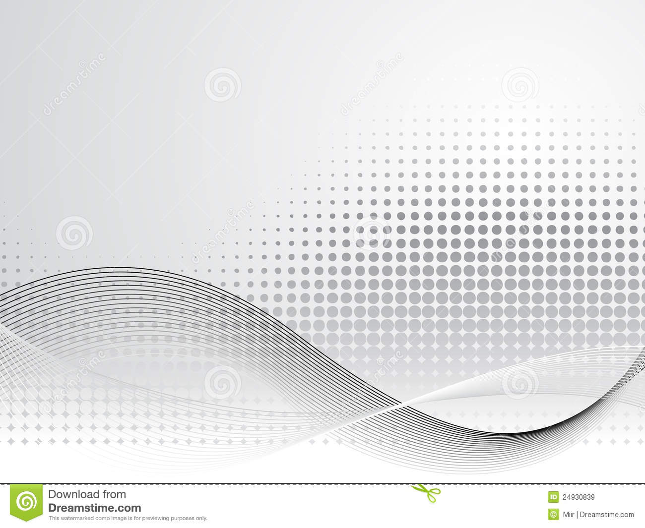Corporate Business Technology Background Stock Vector