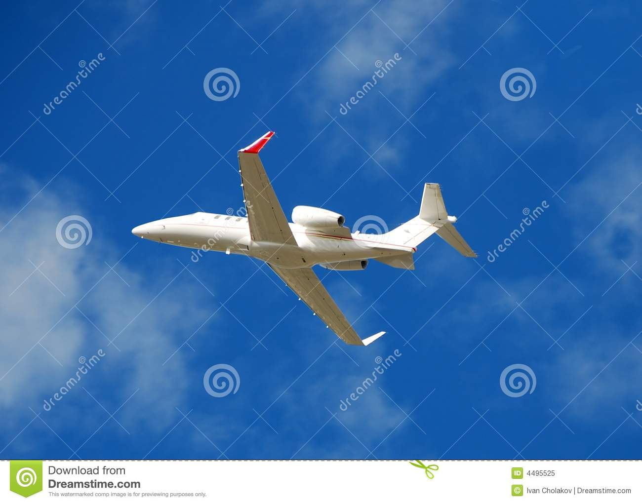 Corporate Charter Jet Royalty Free Stock Photo  Image 4495525