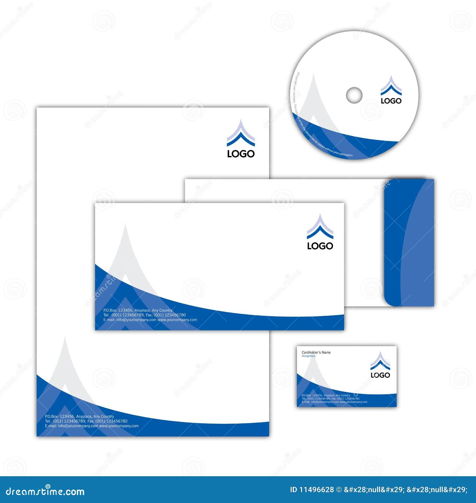 Corporate Identity Design 002