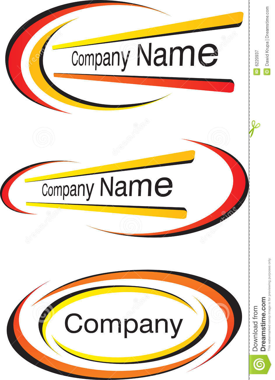 Corporate logo templates stock vector. Illustration of image - 6220937 for Logo Design Samples Free Download  146hul
