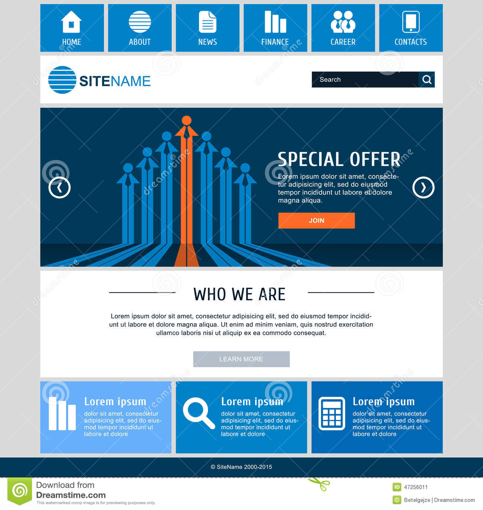 Corporate metro website template modern flat web design blue v corporate metro website template modern flat web design blue v voltagebd Choice Image
