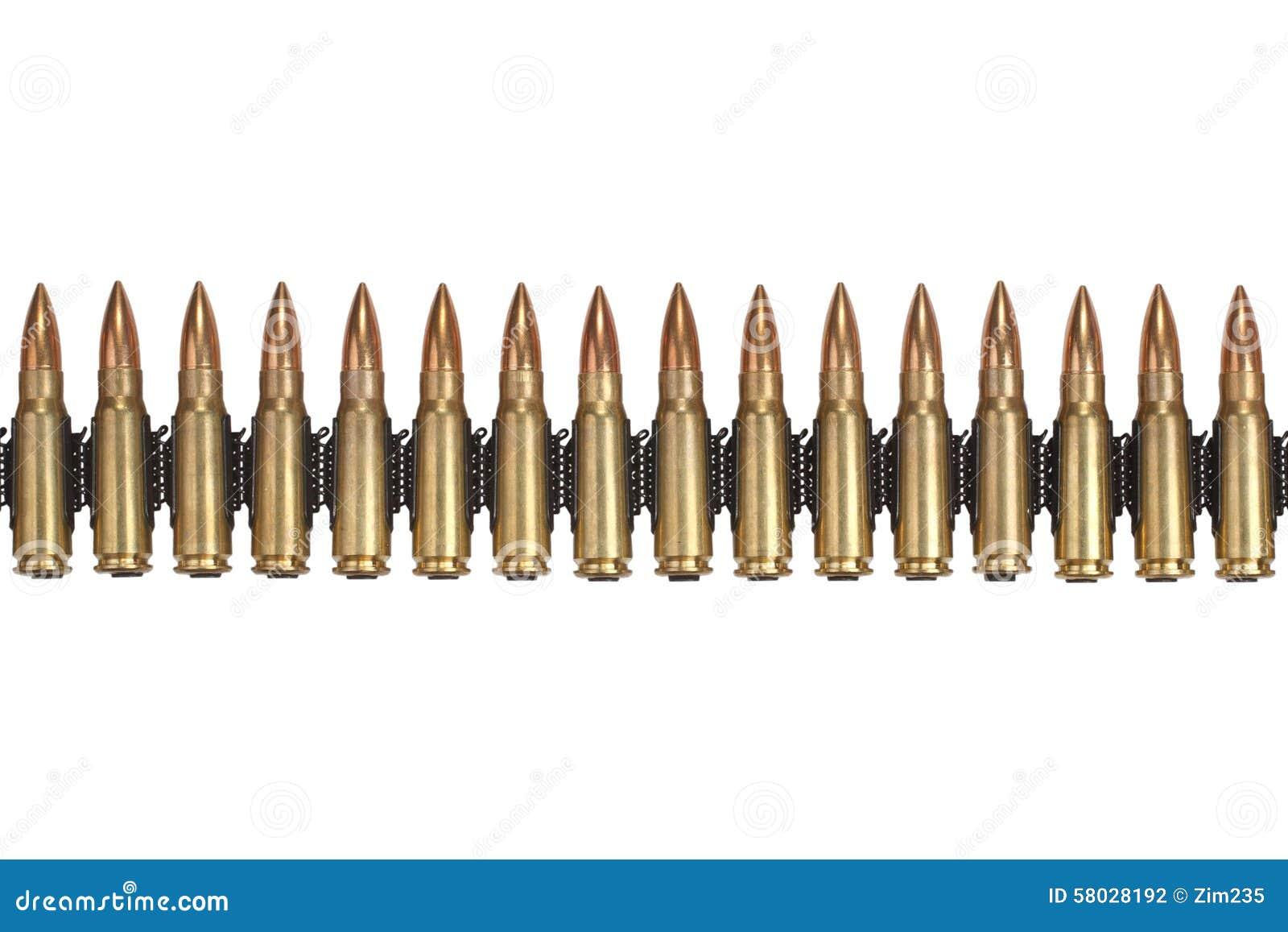 Correa de la munición