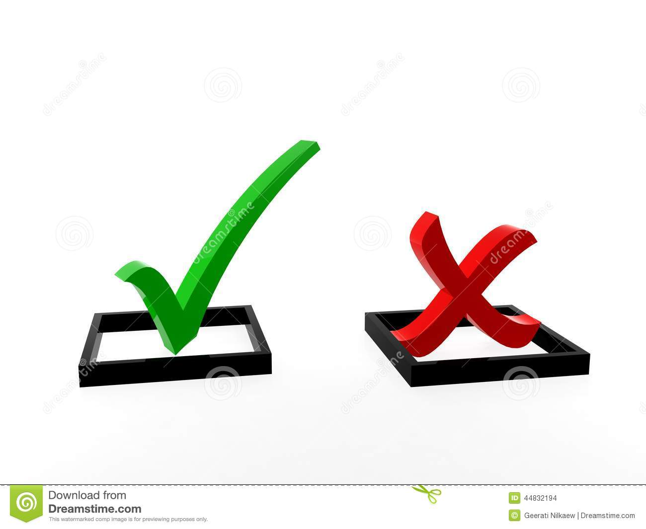 Right And Wrong Symbol wrong sign icon symbol stock photos, images ...