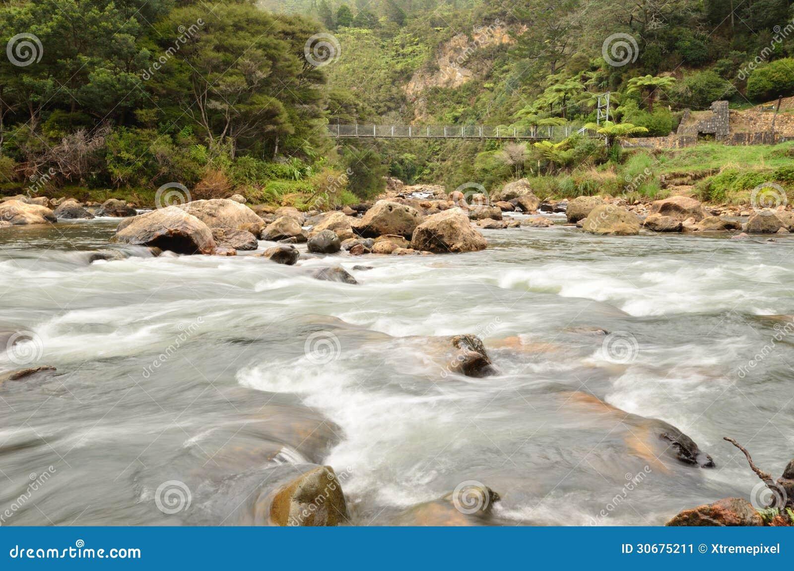 Corredeira do rio