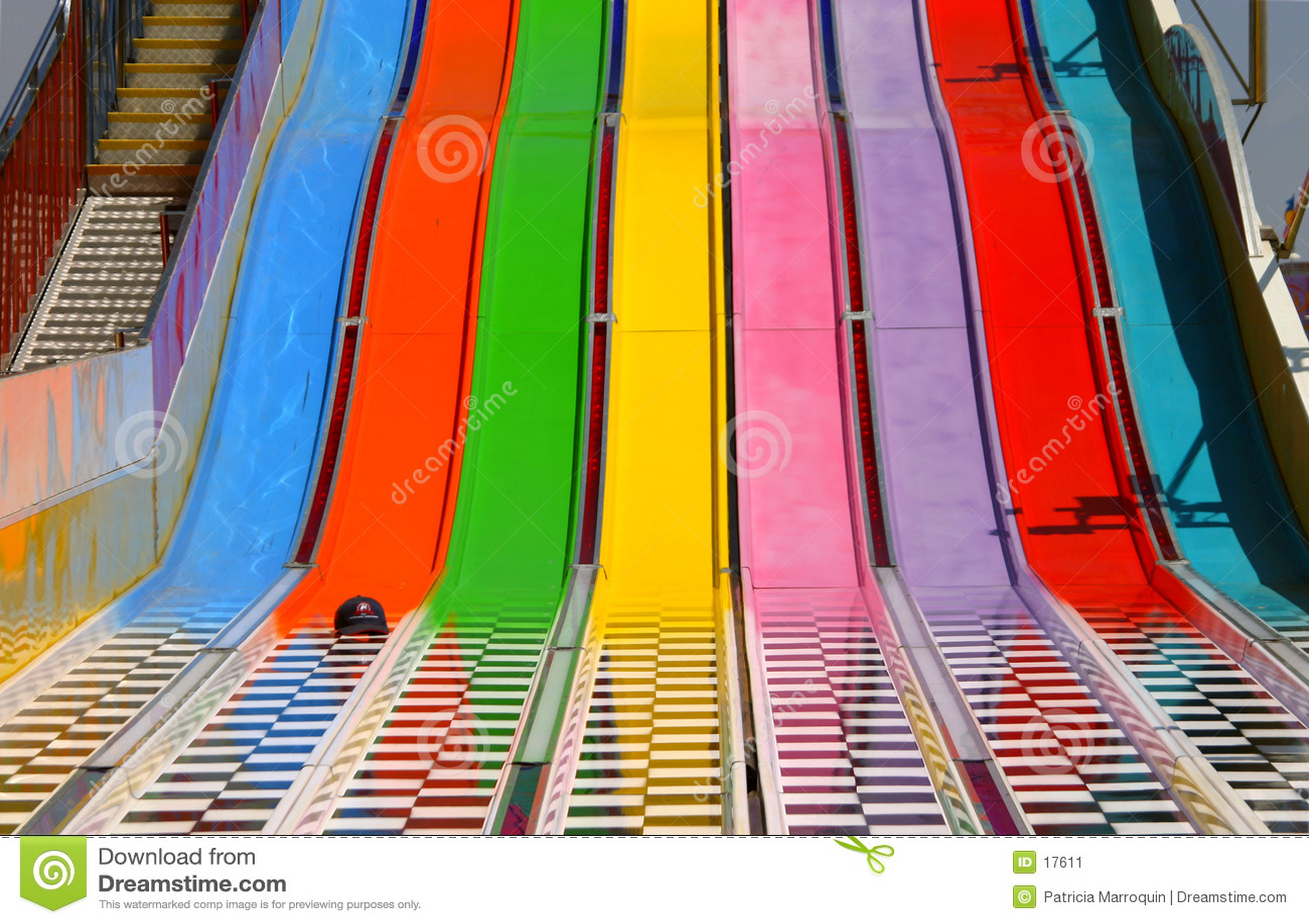 Corredor de arco-íris