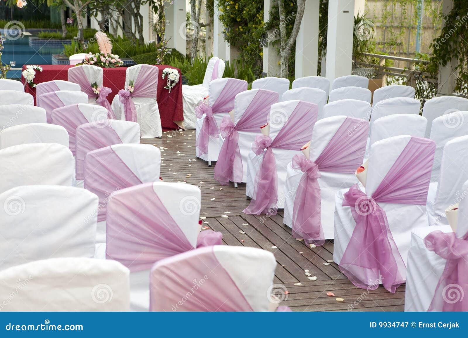 Los corredores de pasillo para las bodas