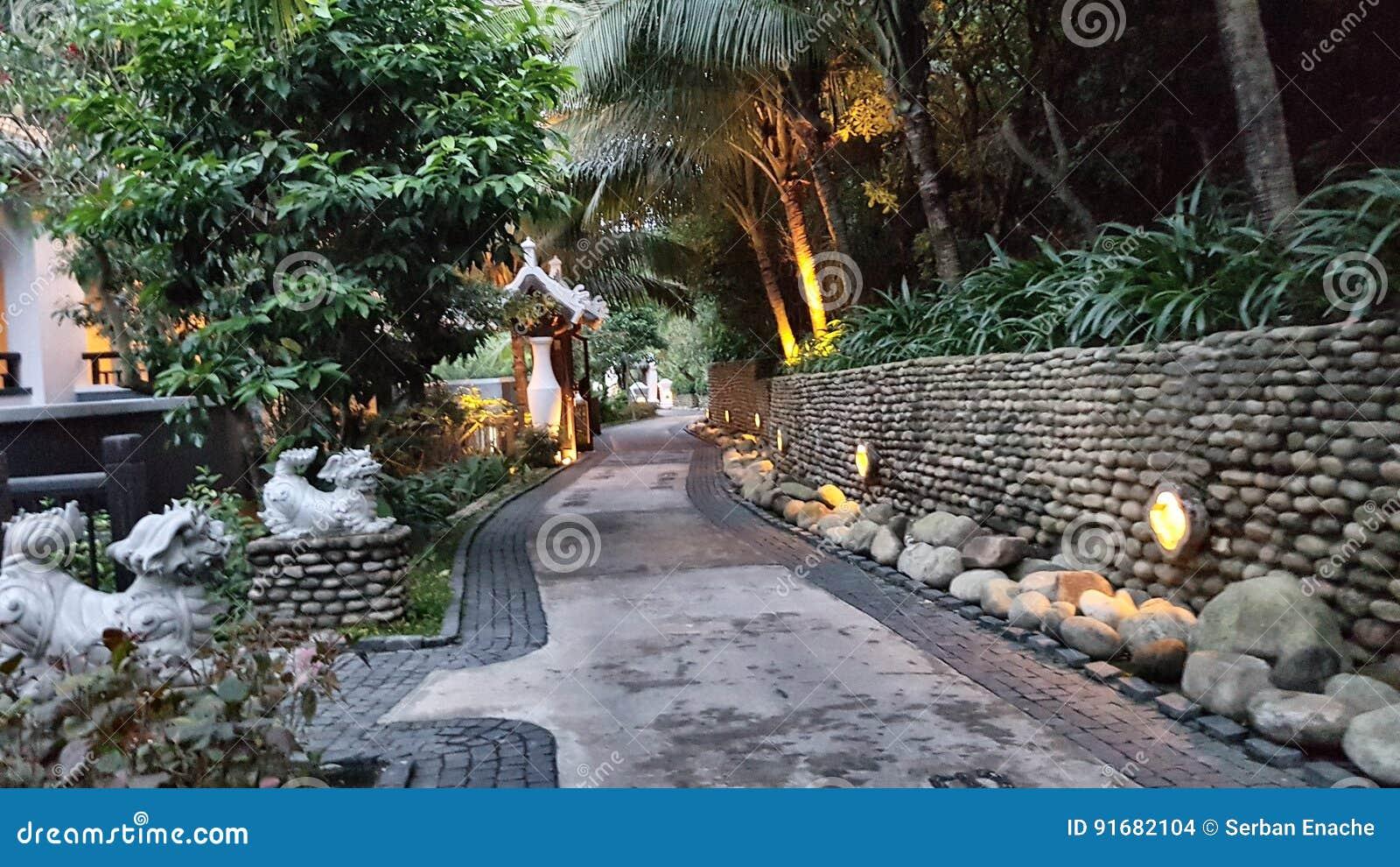 Corredor em Vietname