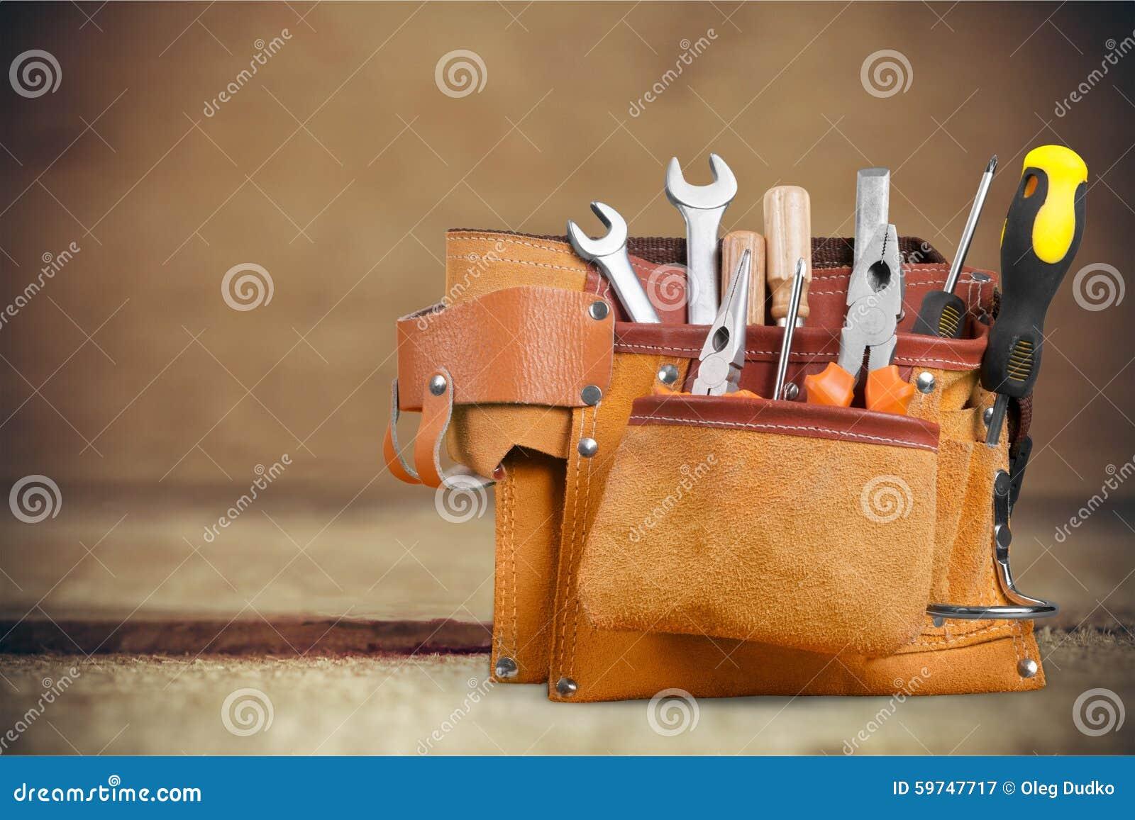 Correia da ferramenta do trabalhador manual