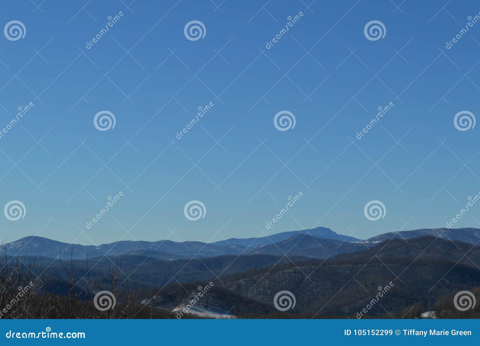 A corrente de montanha