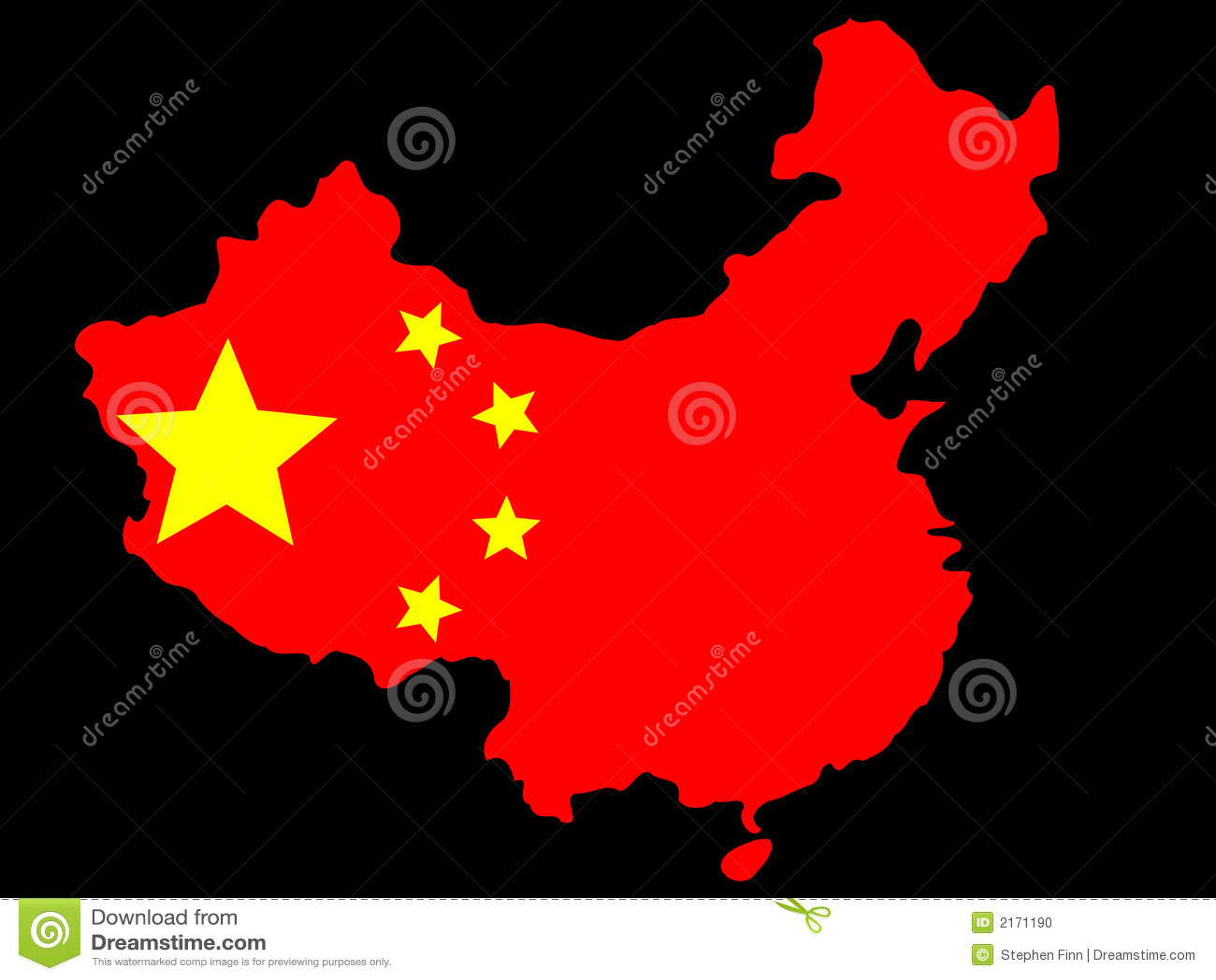 Correspondencia de China