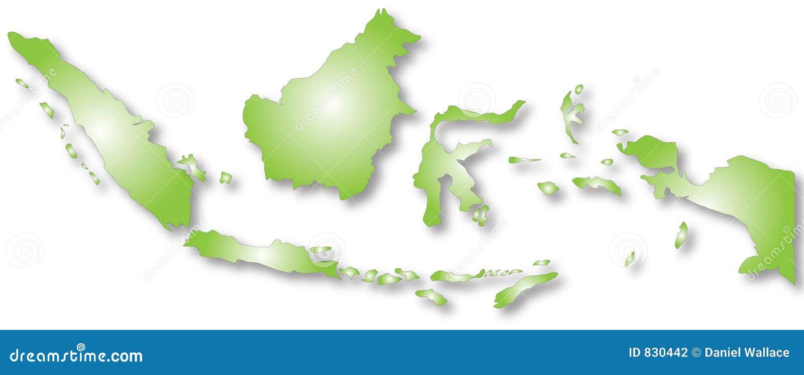 Correspondencia de Indonesia