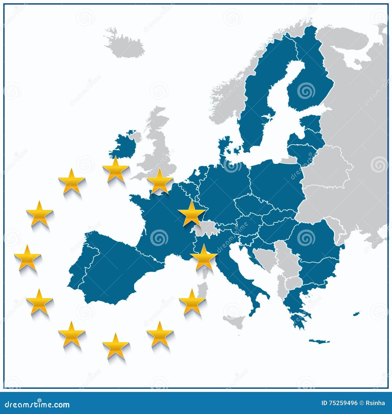 Correspondencia de la unión europea