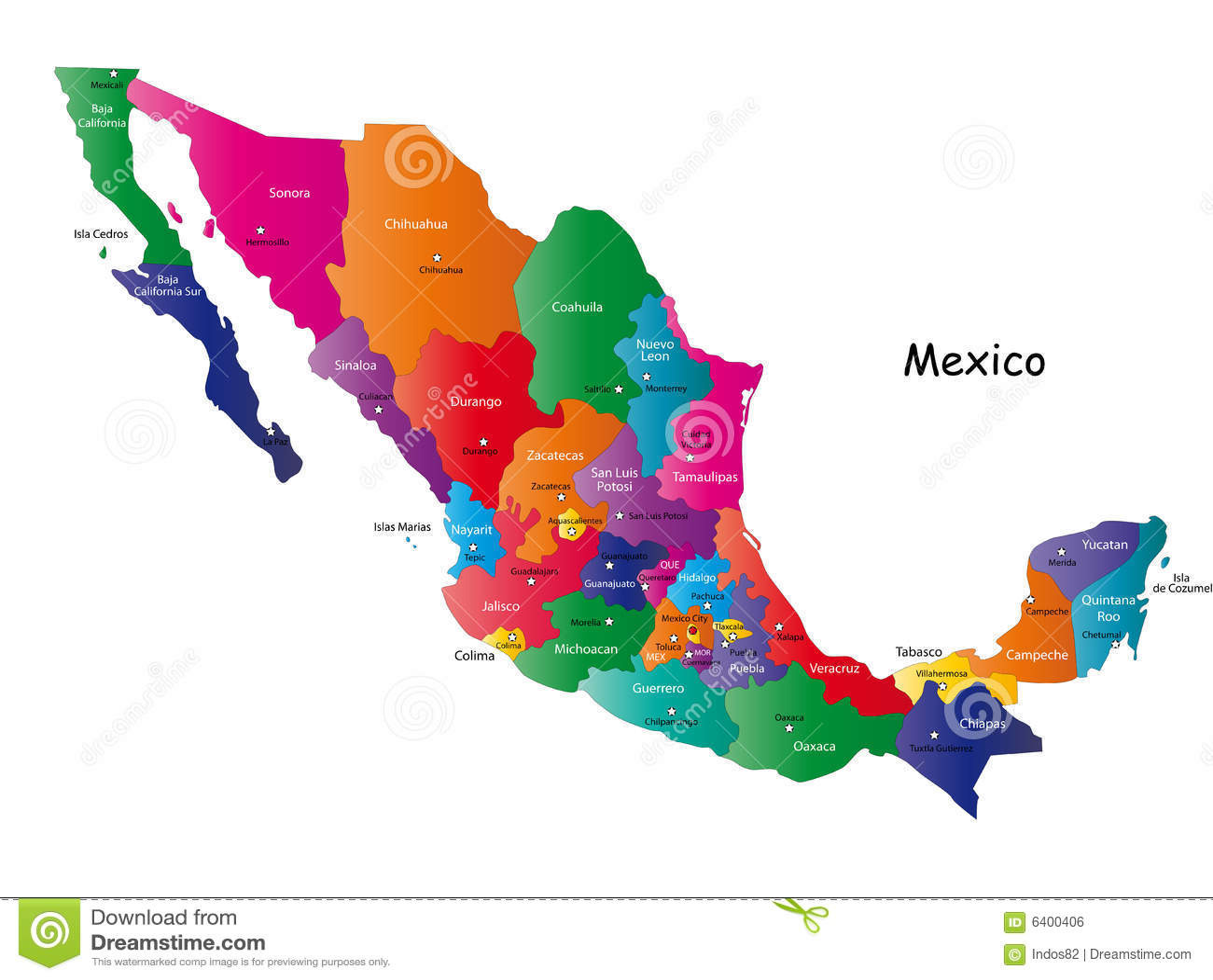 Correspondencia de México