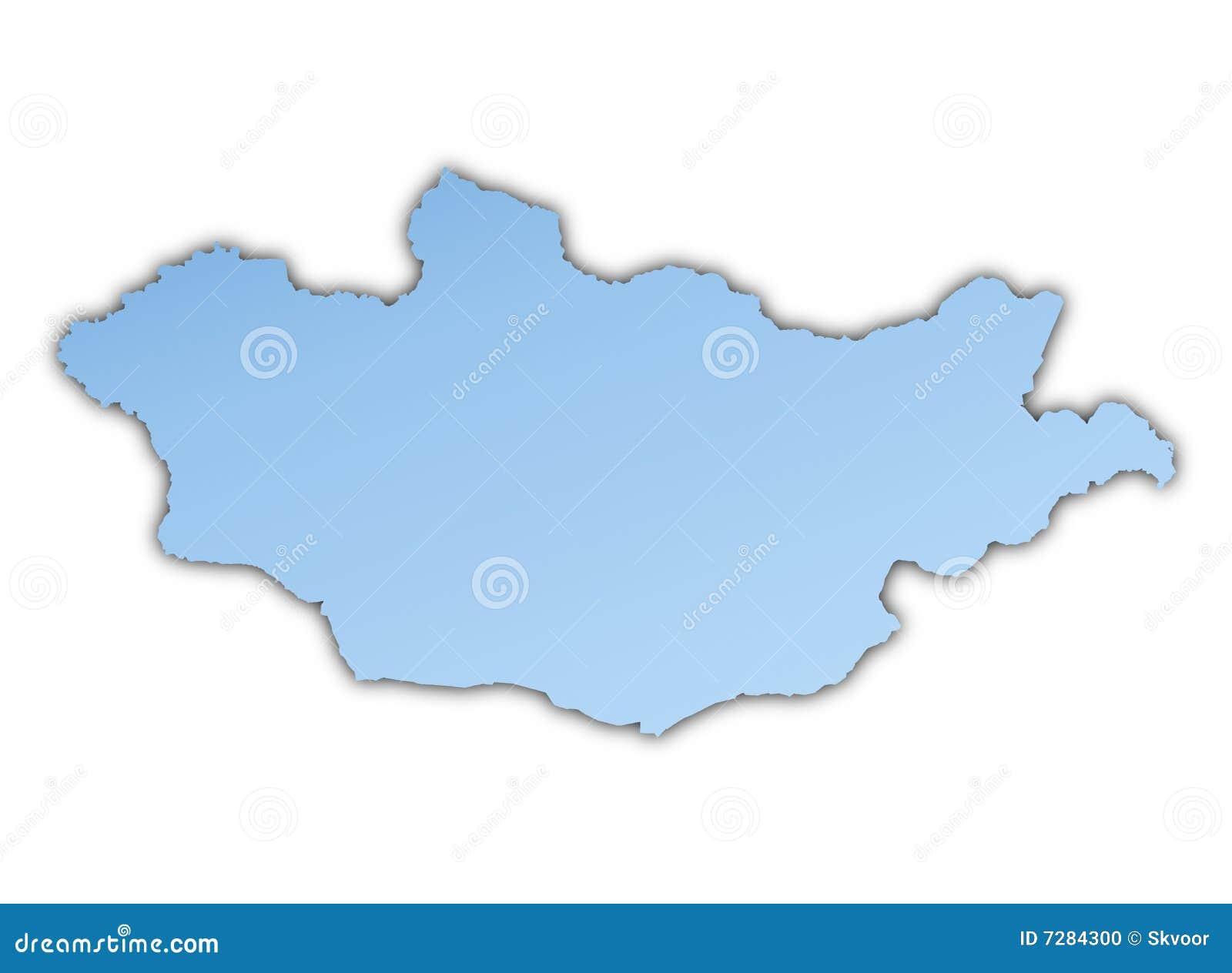 Correspondencia de Mongolia