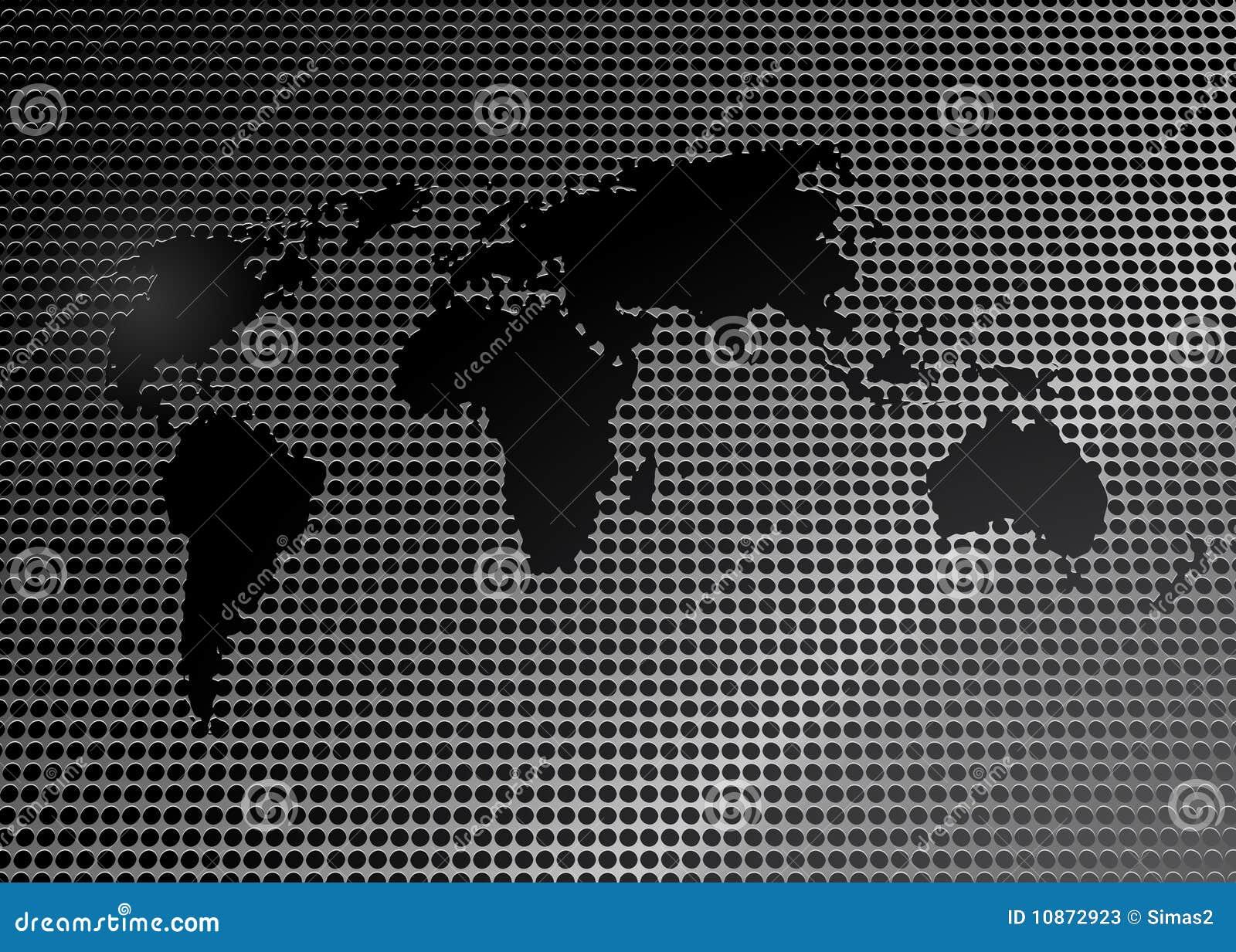 Correspondencia de mundo en red del metal