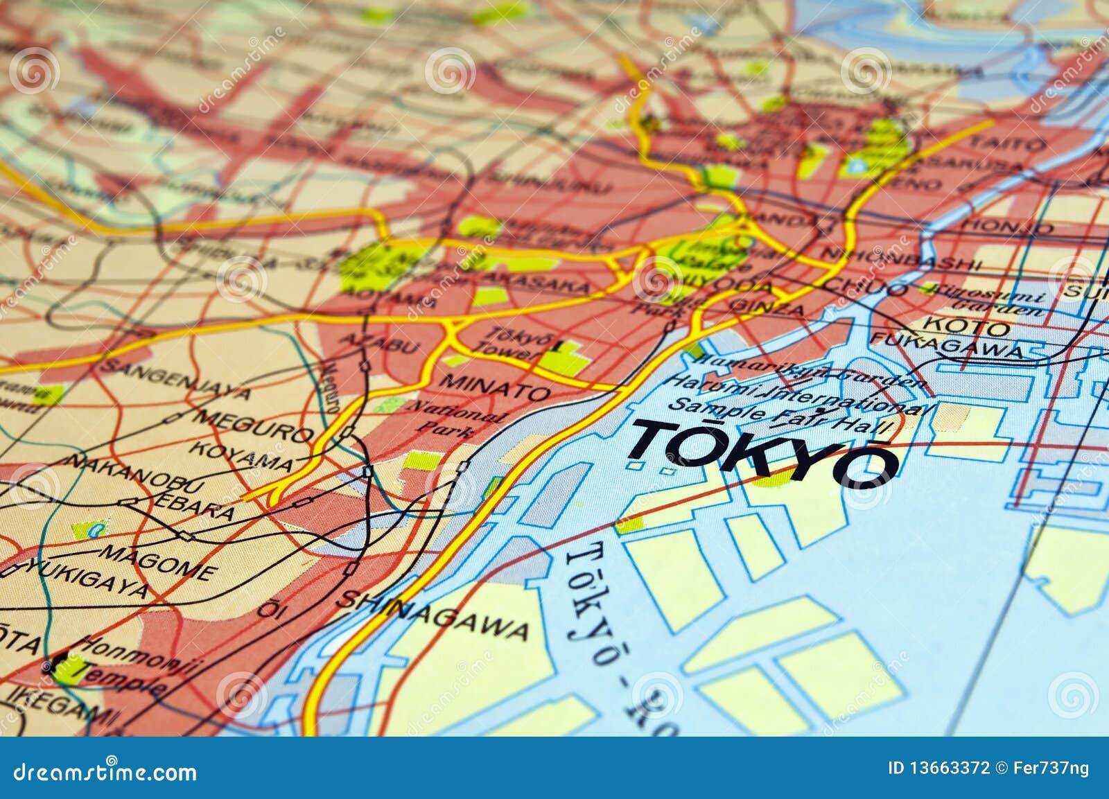 Correspondencia de Tokio