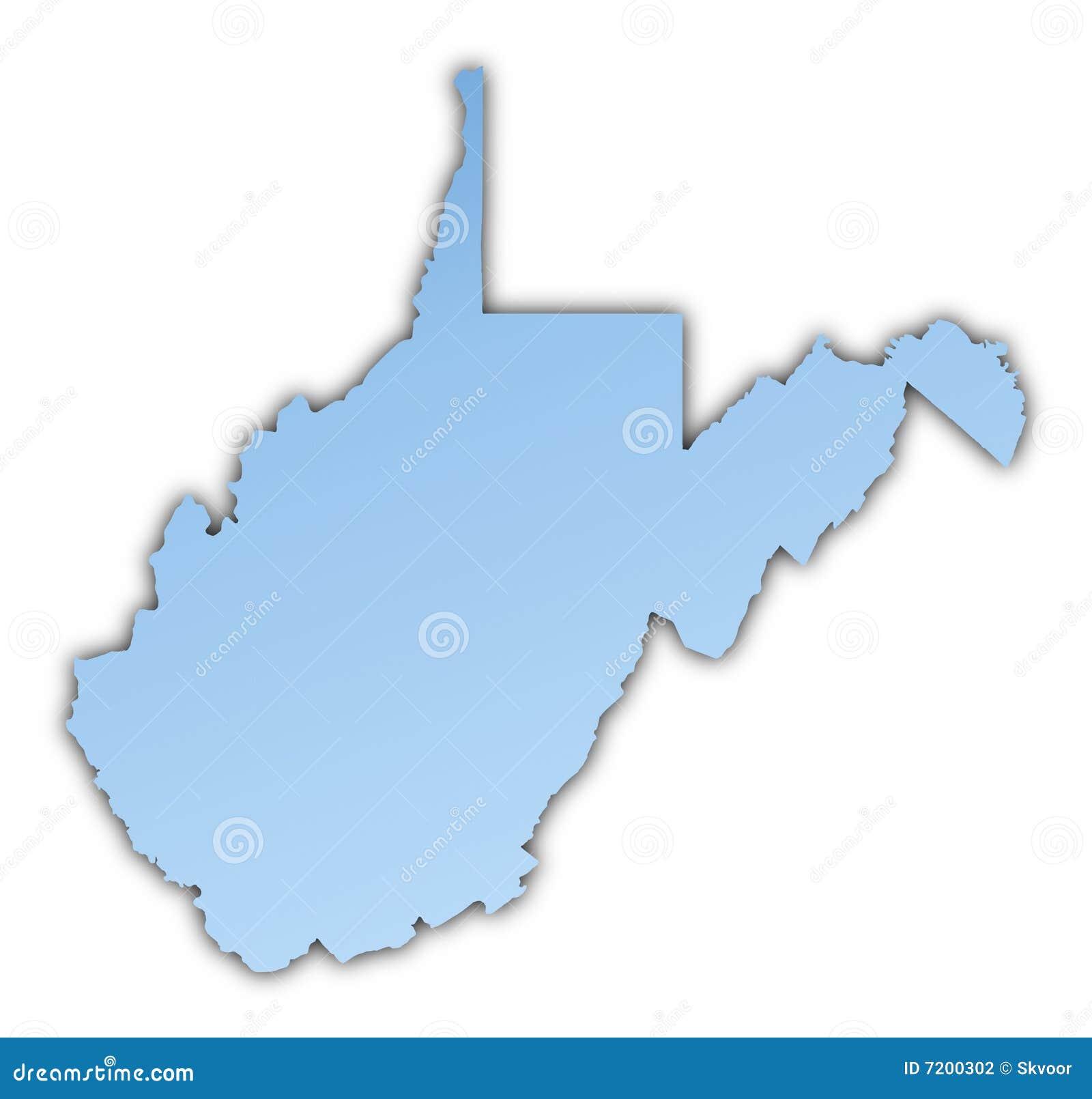Correspondencia de Virginia Occidental (los E.E.U.U.)