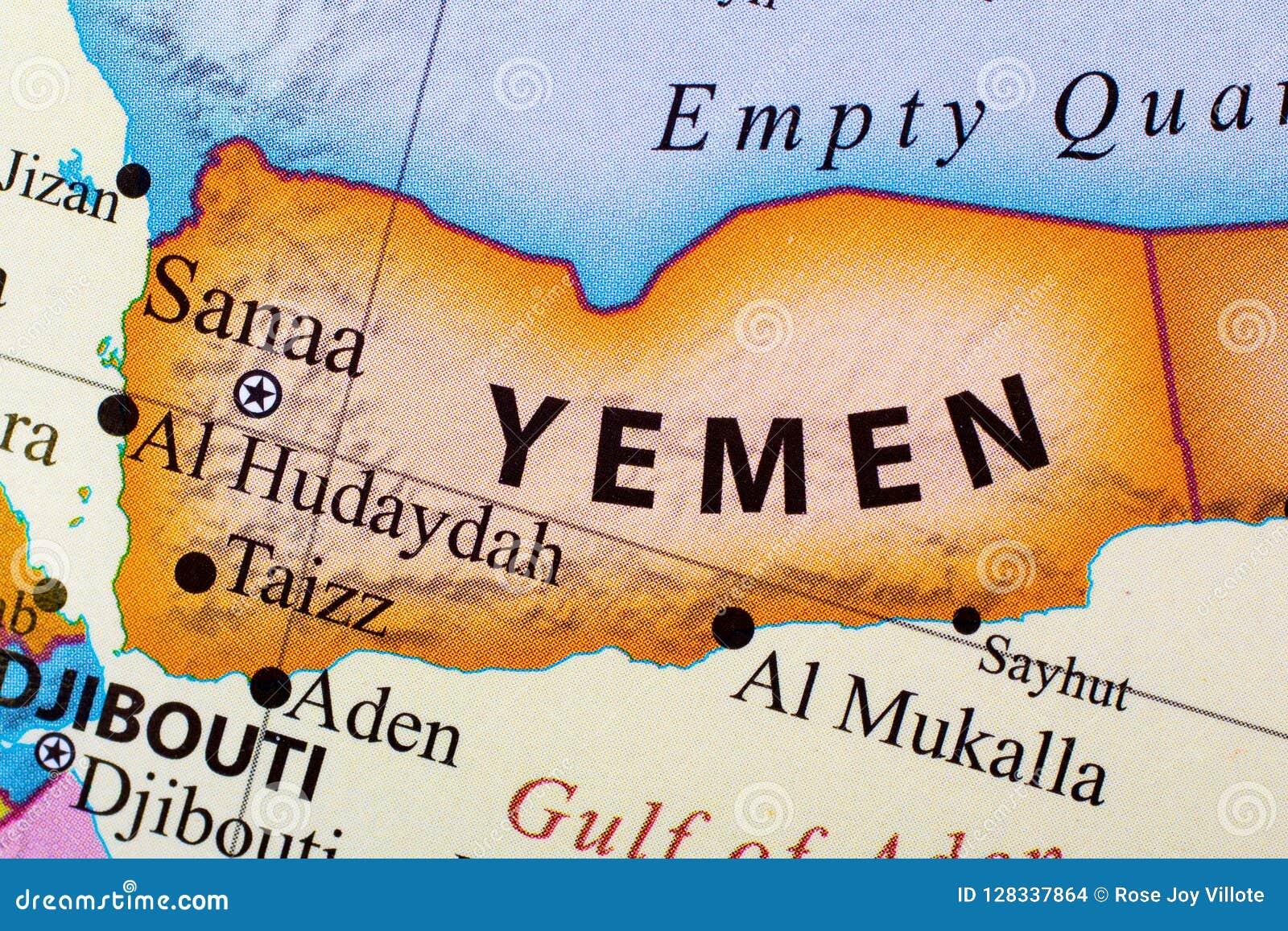 Correspondencia de Yemen