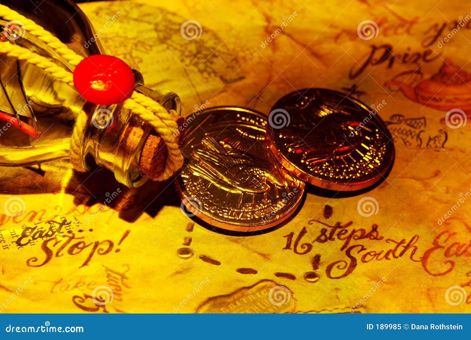 Correspondencia del tesoro