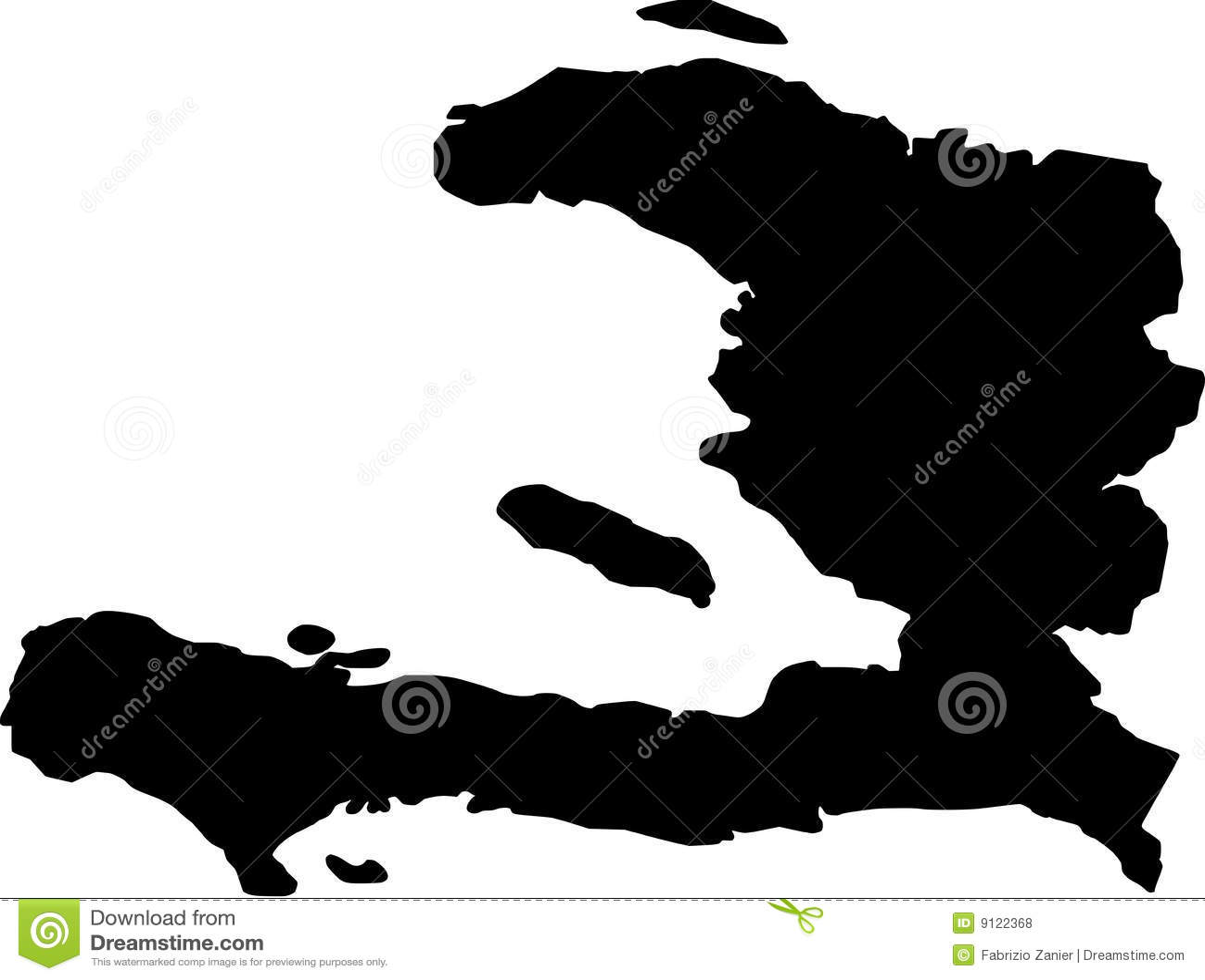Correspondencia del vector de Haití