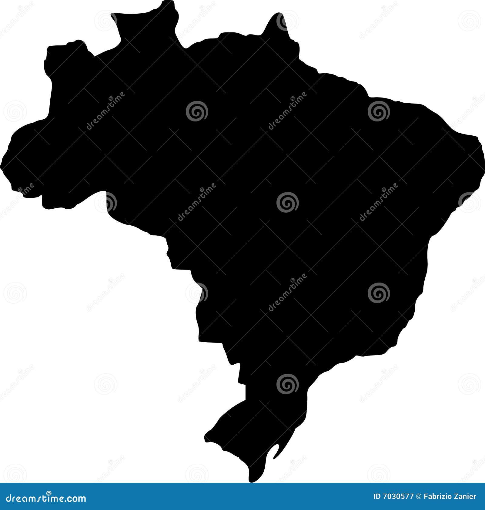 Correspondencia del vector del Brasil