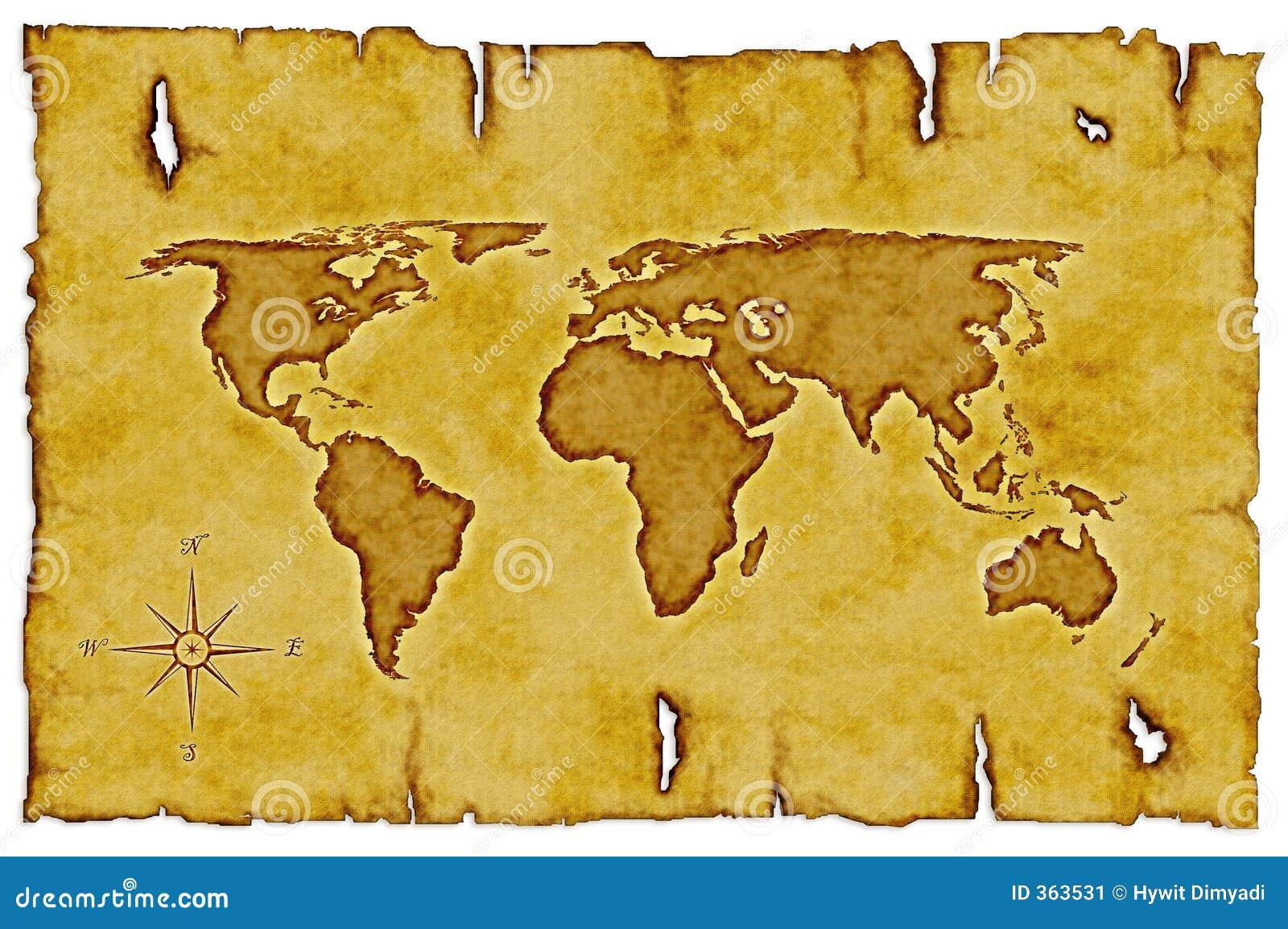 Correspondencia del Viejo Mundo