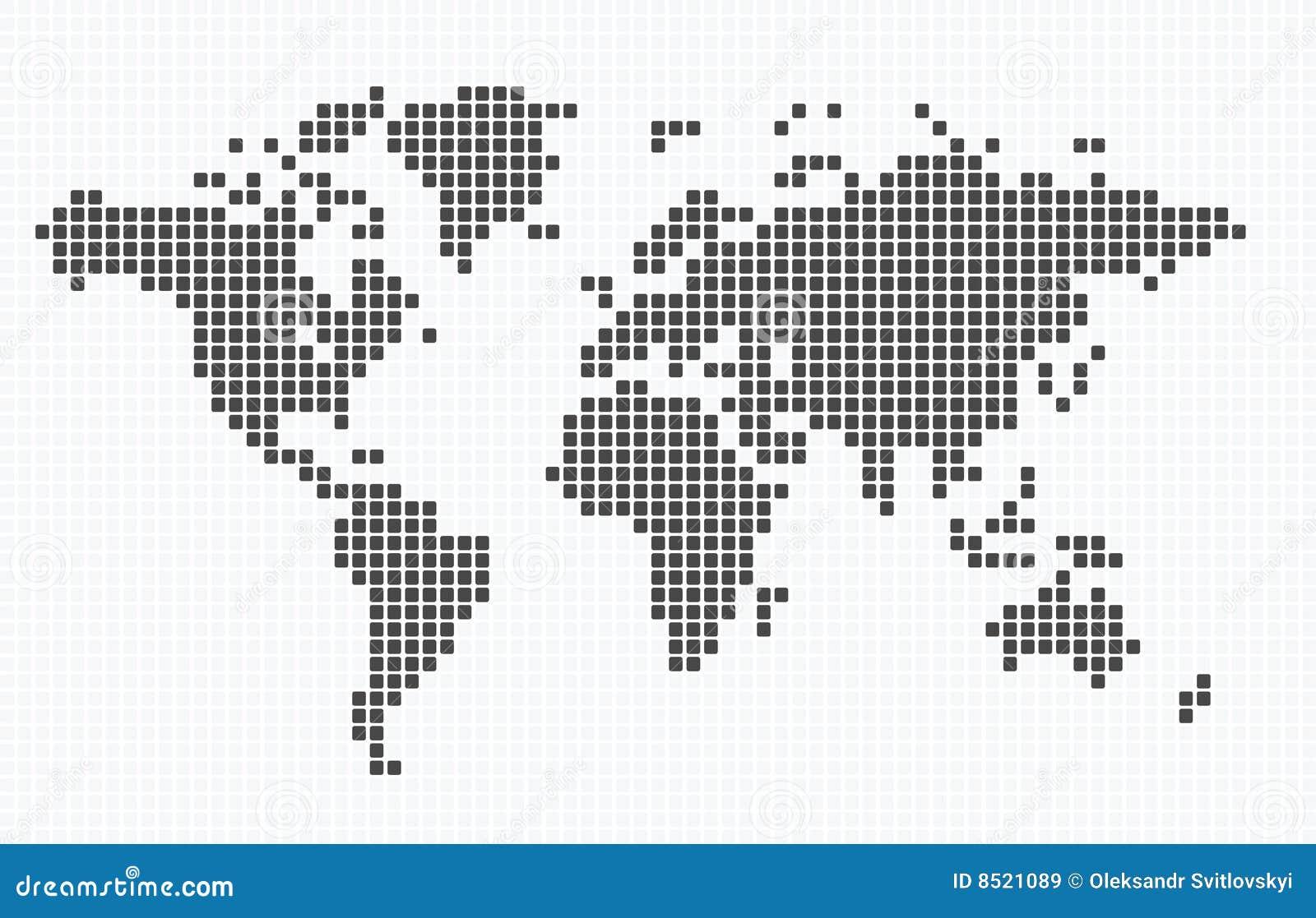 Correspondencia Doted del mundo