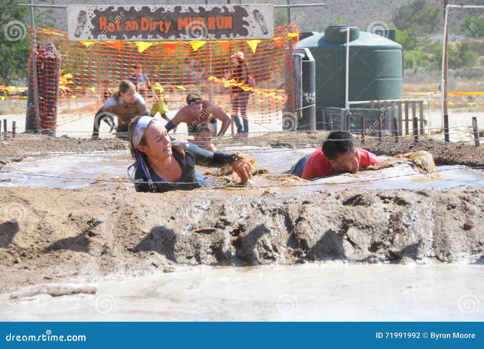 Corrida da lama