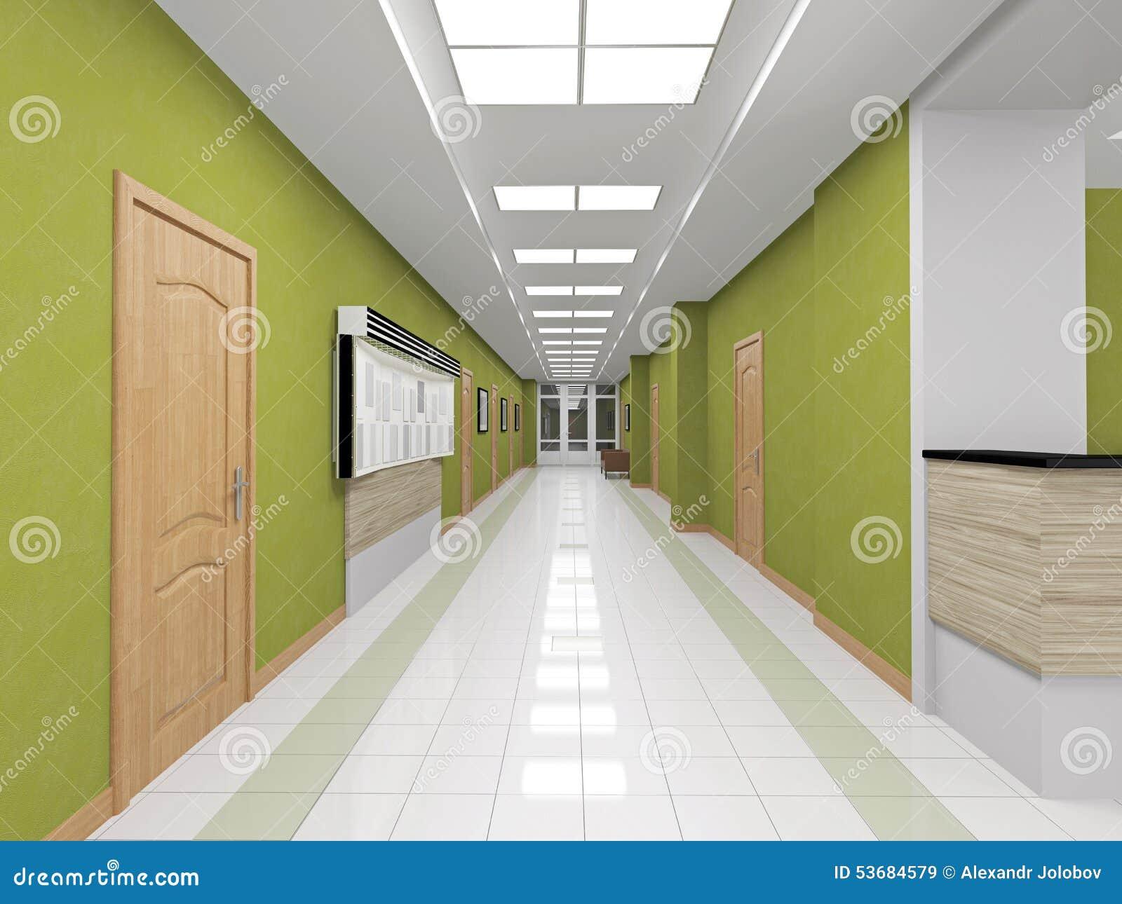 Colore soffitto corridoio: il colore si presta ad essere abbinato ...
