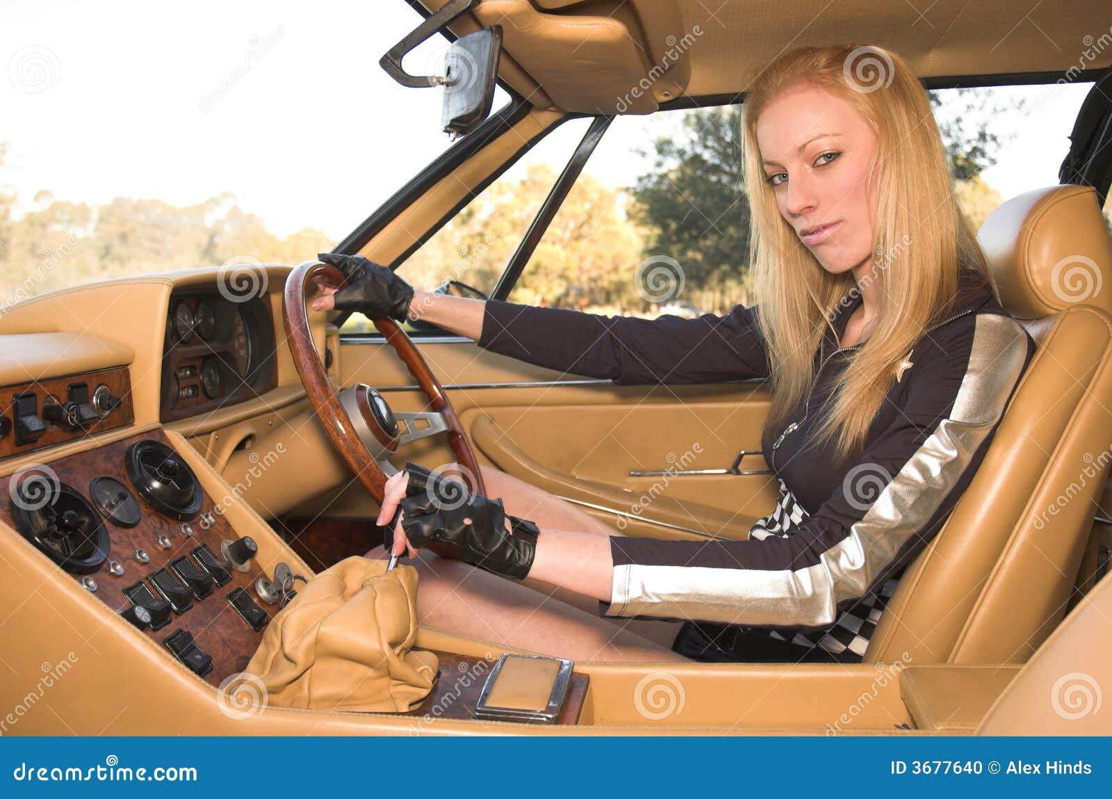 Download Corridore dell'automobile fotografia stock. Immagine di adrenalina - 3677640
