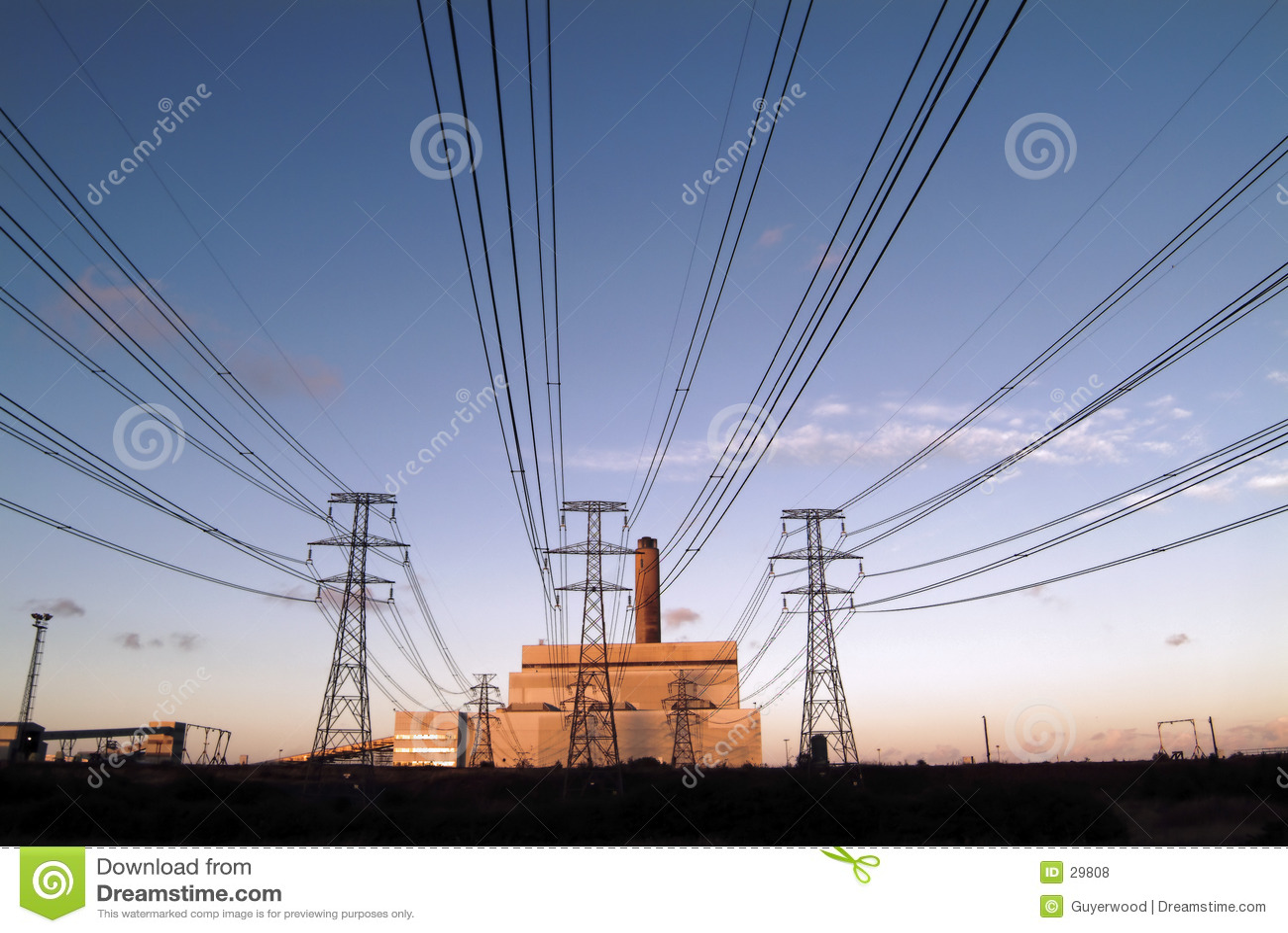 Download Corriente eléctrica foto de archivo. Imagen de electricidad - 29808