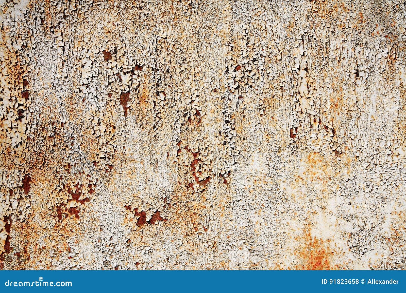 Corrosão do metal