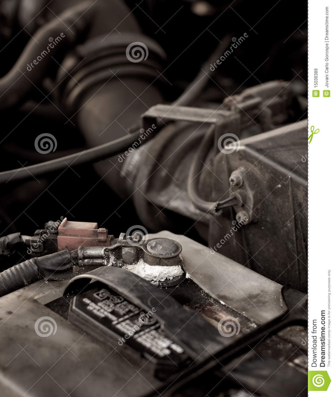 how to avoid corrosion on battery terminals